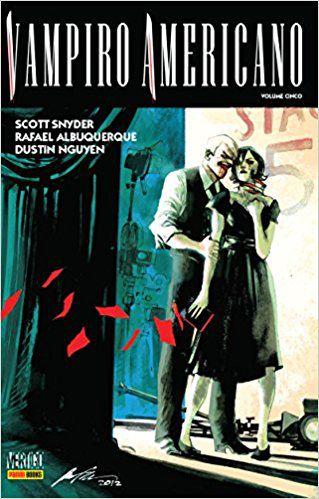 Vampiro Americano Volume 5