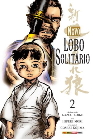 Novo Lobo Solitário Volume 2