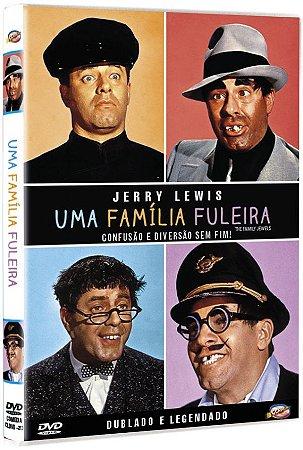DVD Uma Família Fuleira
