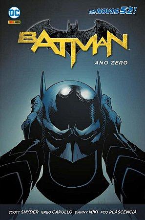 Batman-Ano Zero