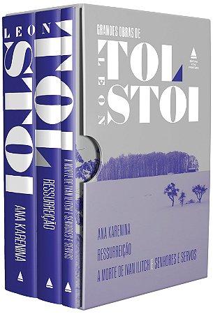 Box Grandes Obras Leon Tolstói
