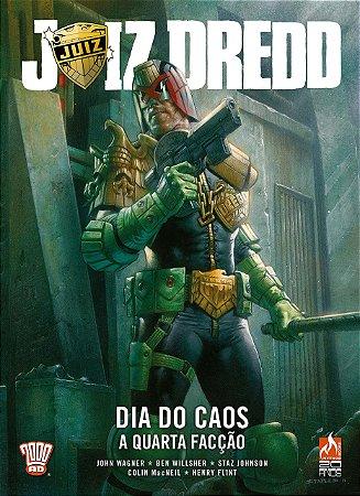 Juiz Dredd-Dia do Caos