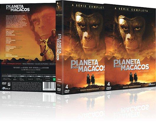 Planeta dos Macacos – A serie Completa (1974)