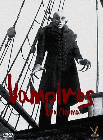 VAMPIROS NO CINEMA – Edição Especial (Caixa com 02 DVDs)