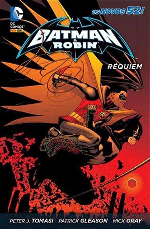 Batman e Robin Réquiem