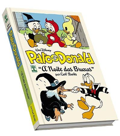 Pato Donald-A Noite das Bruxas