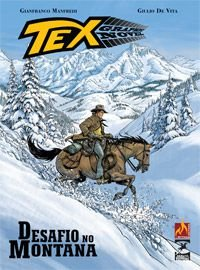 Tex Graphic Novel-Desafio no Montana