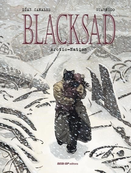 Blacksad-Arctic Nation