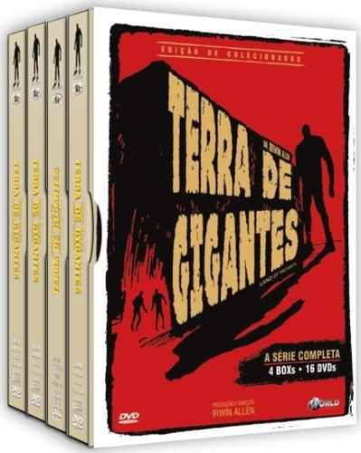 BOX TERRA DE GIGANTES