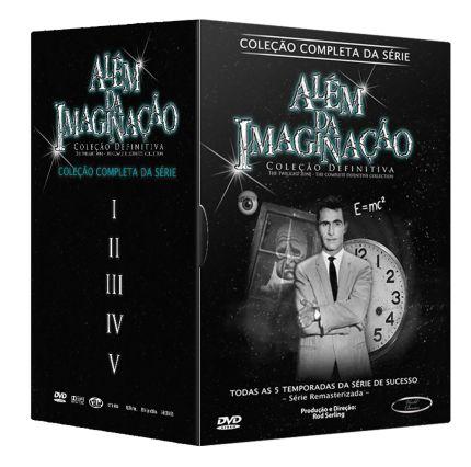 BOX ALÉM DA IMAGINAÇÃO