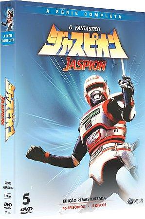 O Fantástico Jaspion - A Série Completa