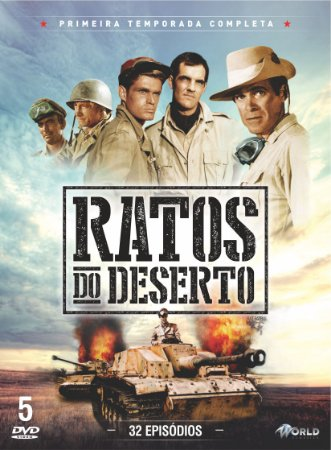 Ratos do Deserto - Primeira Temporada Completa