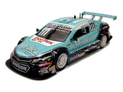 Miniatura Chevrolet Cruze-Rubens Barrichello-Stock Car- Escala 1/43