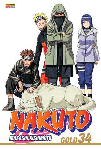 Naruto Gold Vol. 34
