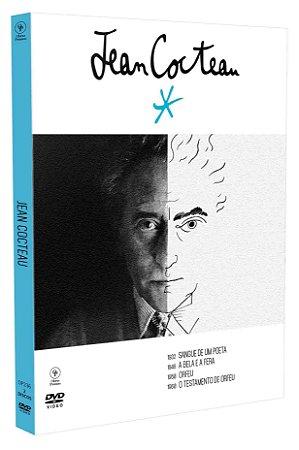 Jean Cocteau (Digipak com 2 DVD'S)