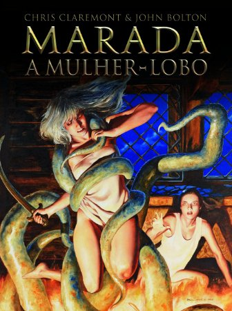 Marada-A Mulher-Lobo