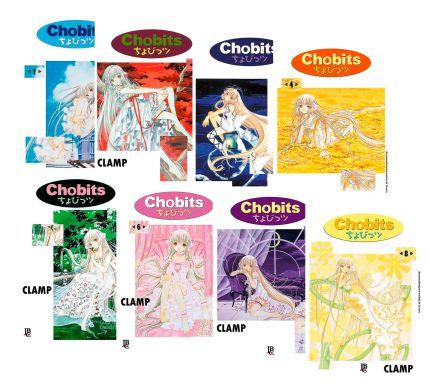 Coleção Chobits 1 ao 8