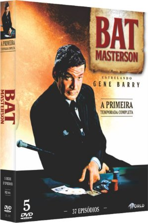 Bat Masterson - Primeira Temporada Completa