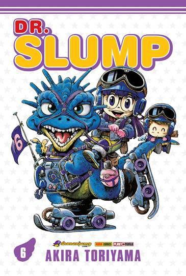 DR. SLUMP VOL. 6