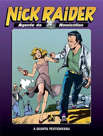 Nick Raider-Agente da Homicídios
