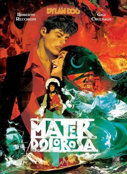 Dylan Dog- Mater Dolorosa