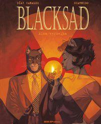 Blacksad-Alma Vermelha