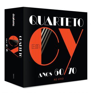 Box de Cd Quarteto em CY-Anos 60/70