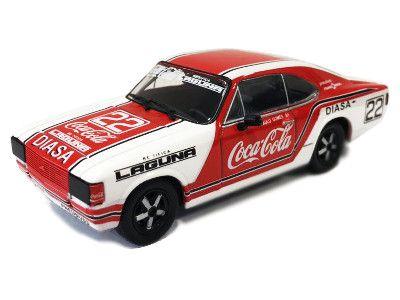 Miniatura Chevrolet Opala-Paulo Gomes-Stock Car nº 20- Escala 1/43