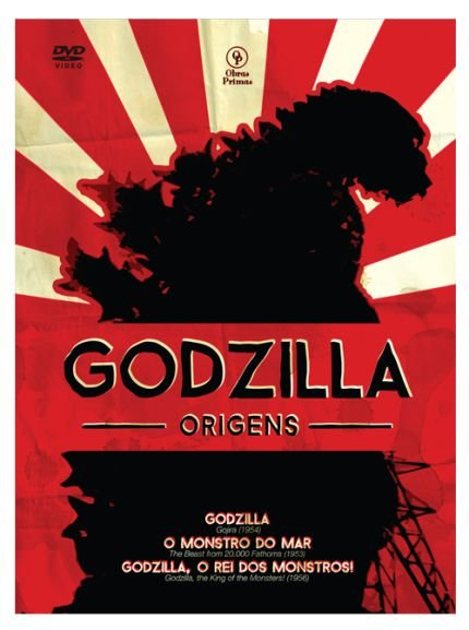 Godzilla-Origens