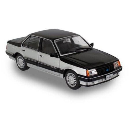 Miniatura Monza Classic 1986-Escala 1:43- ed. 55-SEM FASCÍCULO