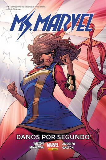 MS. Marvel-Danos por Segundo