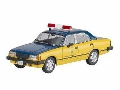 Miniatura Opala-Polícia Rodoviária Federal