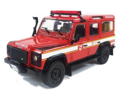 Miniatura Land Rover Defender 110-Escala 1/43-Edição 72