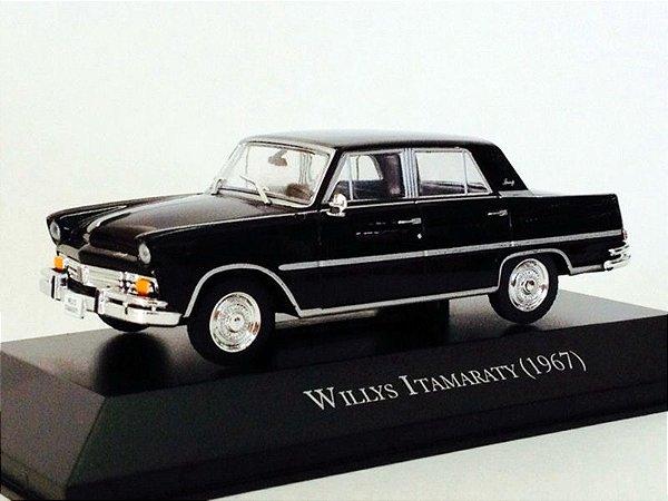 Willys Itamaraty 1967- Escala 1/43- Edição 54