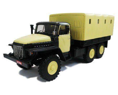 Ural 375/4320-Escala 1/43-Edição 72