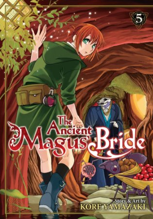 The Ancient Magus Bride Volume 5