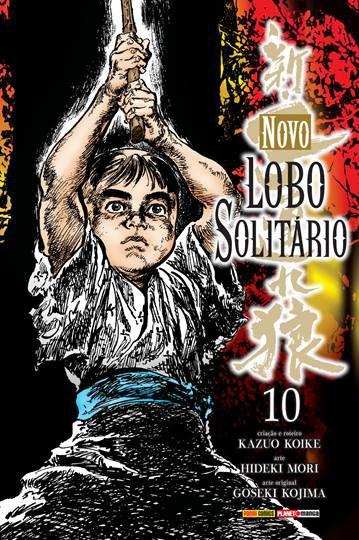 NOVO LOBO SOLITÁRIO VOL. 10
