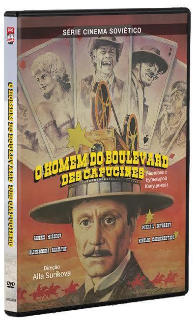 O Homem do Boulevard Des Capucines