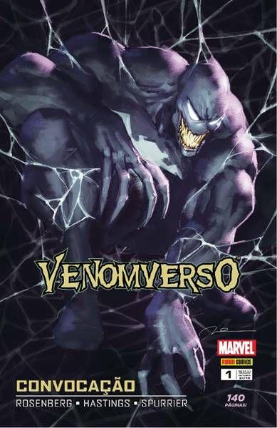 VENOMVERSO – CONVOCAÇÃO