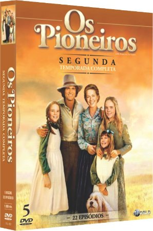 OS PIONEIROS - Segunda Temporada Completa