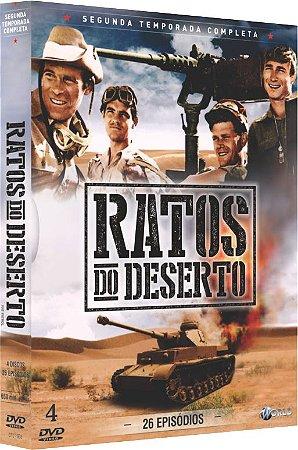 Ratos do Deserto - Segunda Temporada Completa
