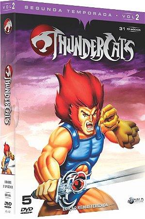 Thundercats - Segunda Temporada - Vol. 2