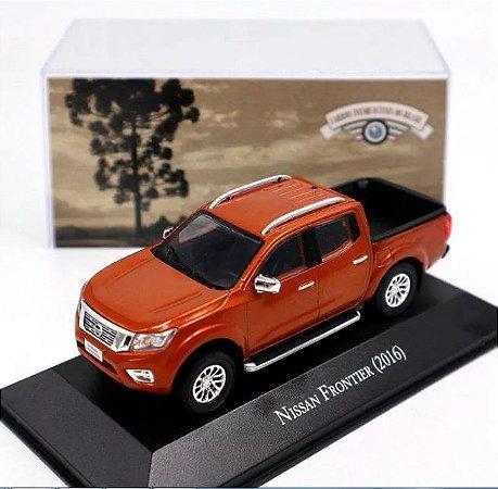 Nissan Frontier-Edição 131- Escala 1/43