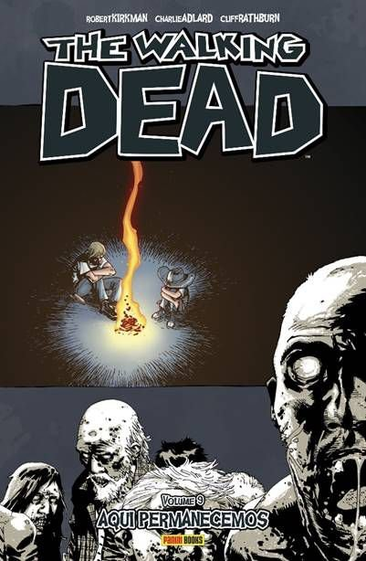 THE WALKING DEAD VOL. 09: AQUI PERMANECEMOS.