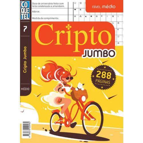 Coquetel - Cripto Jumbo - Medio - Nº 7
