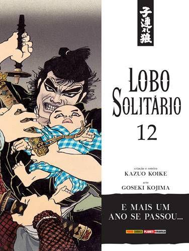 LOBO SOLITÁRIO VOL. 12
