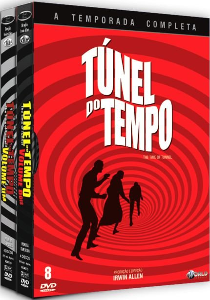 Túnel do Tempo-Temporada Completa