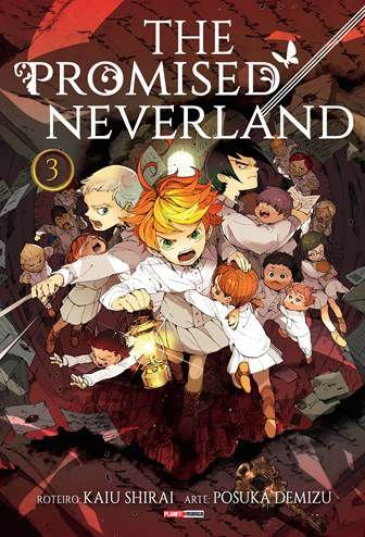 PRÉ-VENDA THE PROMISED NEVERLAND VOL. 3
