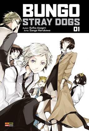 BUNGO STRAY DOGS ED. 1