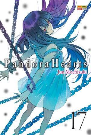 PRÉ-VENDA  PANDORA HEARTS ED. 17